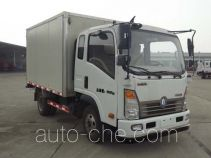 Sinotruk CDW Wangpai CDW5080XXYA1R5 box van truck