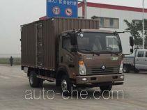 Sinotruk CDW Wangpai CDW5080XXYH1R5 box van truck