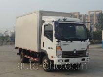 Sinotruk CDW Wangpai CDW5080XXYHA2Q4 box van truck
