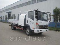 王牌牌CDW5080ZLJEV型纯电动垃圾车