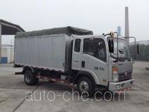 Sinotruk CDW Wangpai CDW5084CPYHA1B4 soft top box van truck