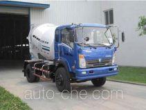 Sinotruk CDW Wangpai CDW5090GJBA2B4 concrete mixer truck