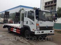 王牌牌CDW5090TPBA1C4型平板运输车