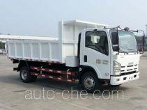 王牌CDW5100ZLJ型自卸式垃圾车