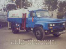 Sinotruk CDW Wangpai CDW5100ZZZ self-loading garbage truck