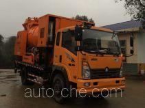 王牌牌CDW5110THBHA2R5型混凝土泵车