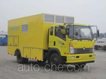 Sinotruk CDW Wangpai CDW5110XDYA1R4 power supply truck