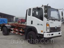 Sinotruk CDW Wangpai detachable body garbage truck