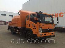 王牌牌CDW5111THBHA2R5型混凝土泵车