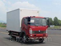 Sinotruk CDW Wangpai CDW5124XXYHA1R4 box van truck