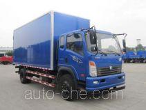 Sinotruk CDW Wangpai CDW5111XXYA2R5 box van truck