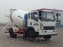 王牌牌CDW5160GJBA1R4型混凝土搅拌运输车
