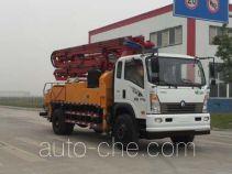王牌牌CDW5160THBHA1R4型混凝土泵车