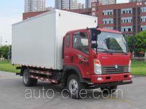 Sinotruk CDW Wangpai CDW5123XXYHA1R4 box van truck