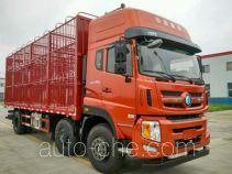 王牌牌CDW5250CCQA1T5型畜禽运输车