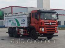 王牌牌CDW5250ZDJA2S4型压缩式对接垃圾车