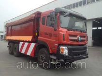 王牌牌CDW5250ZLJA2S4型自卸式垃圾车