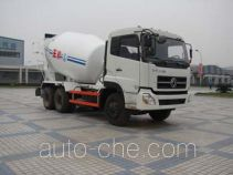 Sinotruk CDW Wangpai CDW5252GJB concrete mixer truck