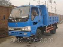 Sinotruk CDW Wangpai CDW5815PD1B2 low-speed dump truck