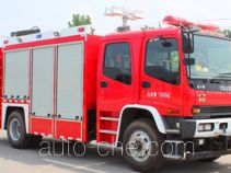 Xinaike CEF5130TXFJY120/W fire rescue vehicle