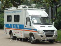Zhongchiwei CEV5050XJE monitoring vehicle