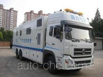 Zhongchiwei CEV5250XZH emergency command vehicle