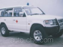 Liebao CFA5023XXJ blood plasma transport medical car