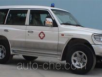 Liebao CFA5029XFY3 immunization and vaccination medical car