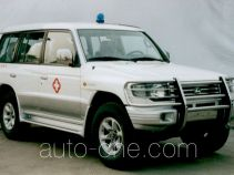 Liebao CFA5024XXJ blood plasma transport medical car