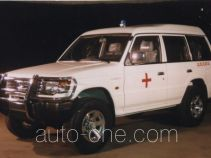 Liebao CFA5025XXJ blood plasma transport medical car