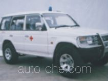 Liebao CFA5026XXJ blood plasma transport medical car