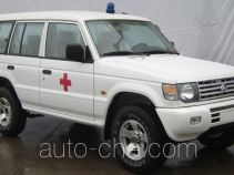 Liebao CFA5026XXJA blood plasma transport medical car