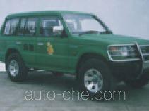 猎豹牌CFA5026XYZ型邮政车