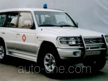 Liebao CFA5029XXJ blood plasma transport medical car