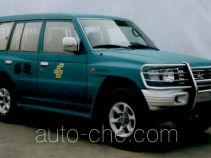 猎豹牌CFA5029XYZ型邮政车