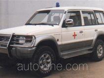 Liebao CFA5033XFY immunization and vaccination medical car