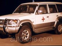 Liebao CFA5033XXJ blood plasma transport medical car