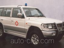 Liebao CFA5035XXJ blood plasma transport medical car