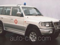 Liebao CFA5036XXJ blood plasma transport medical car