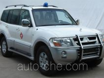 Mitsubishi CFA5037XFYB immunization and vaccination medical car
