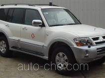 Mitsubishi CFA5037XFYD медицинский автомобиль для иммунизации и вакцинации