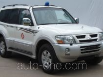 Mitsubishi CFA5038XFY immunization and vaccination medical car