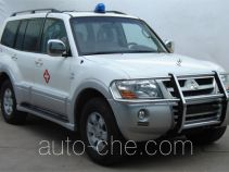 Mitsubishi CFA5038XFYB immunization and vaccination medical car