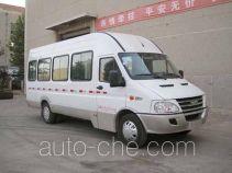 Shuangyan CFD5050TSJ well test truck