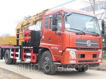 Shuangyan CFD5120TDM auger anchor truck