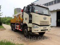 Shuangyan CFD5170TDM auger anchor truck