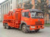 Shuangyan CFD5231THS sand blender truck