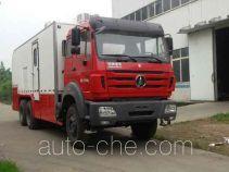 Shuangyan CFD5250TCJ logging truck