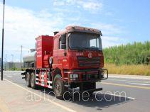 Shuangyan CFD5250TJC well flushing truck