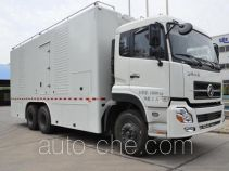 Yulu CFG5250XDY мобильная электростанция на базе автомобиля